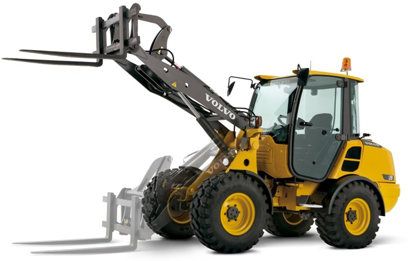 WHEELED LOADERS 3-15T